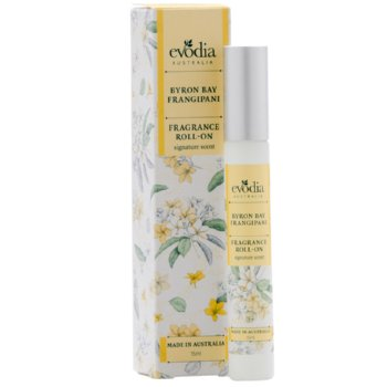 frangipani fragrance roll on
